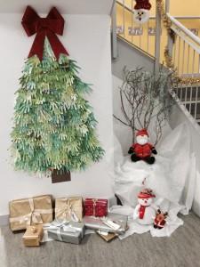 Friendship Christmas Tree