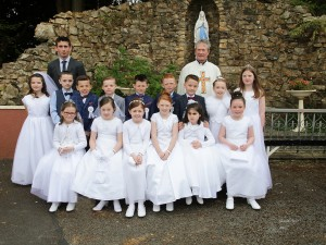 Communion Class Photo 2017